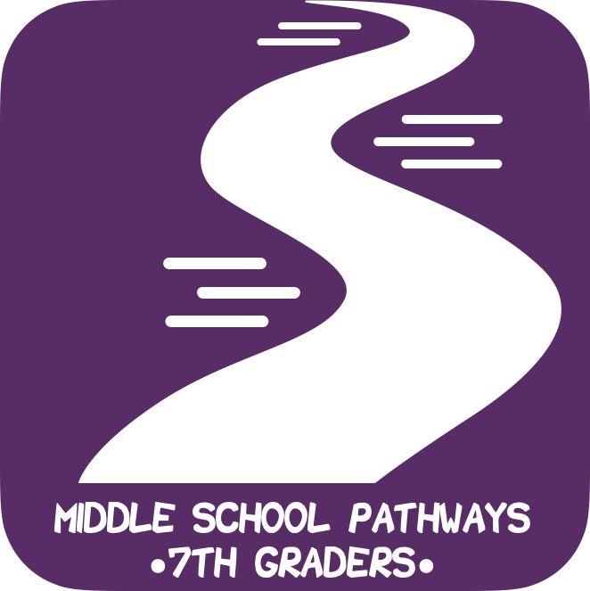 Middle School Pathways Logo