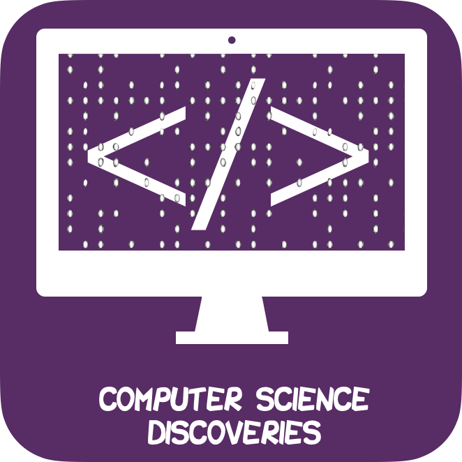 Computer Science Discoveries Logo