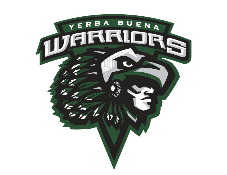 Yerba Buena Warriors Logo